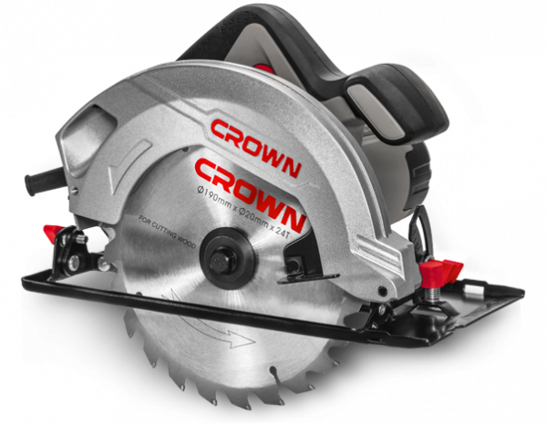 Scie circulaire 1200w-190mm New Crown