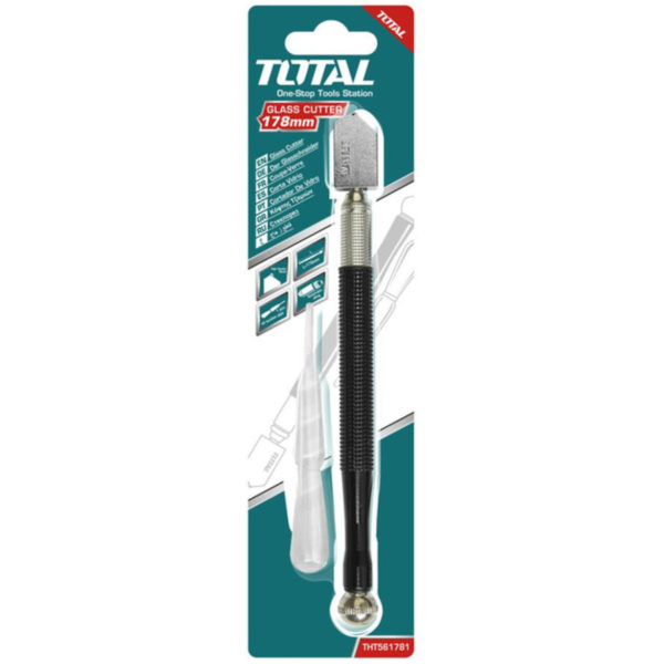 Coupe-verre total Lourd 178 mm TOTAL