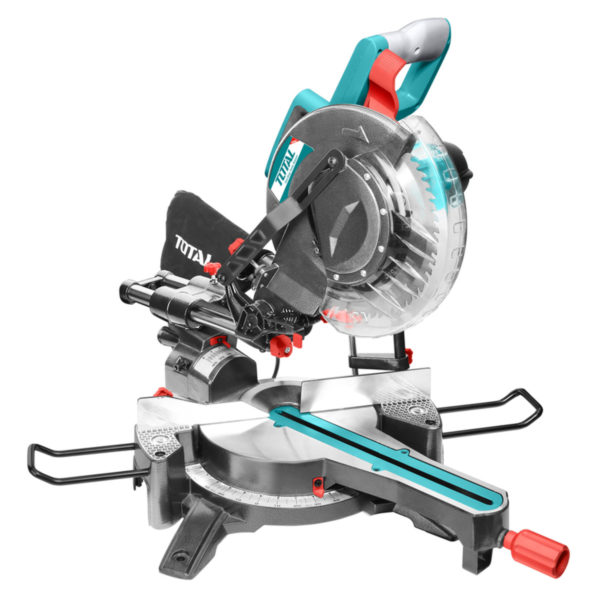 Scie a onglet glissante 1800w-255mm TOTAL